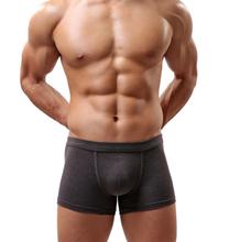 70105 Good-looking Men Sexy Underwear Men's Boxer Shorts 5Colors xl-2xl Free Shipping