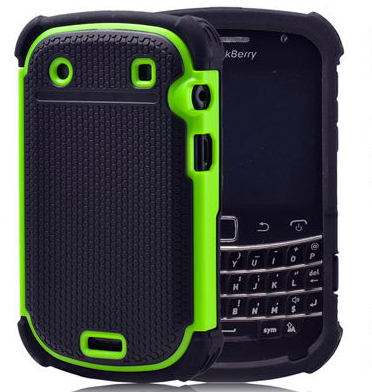 Shock Proof Case Hard Cover For BlackBerry Bold 9900 & 9930 Rugged Armor(China (Mainland))