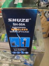 SHUZE Shu Zhen SH 50A one for two wireless microphone wireless microphone karaoke microphone KTV karaoke