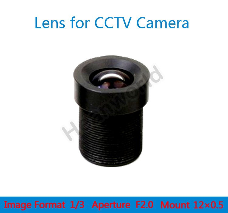 12mm lens for CCTV camera cctv camera lens  Security CCTV Lens IR camera Lens