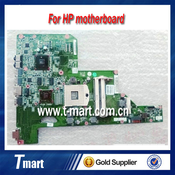100% working Laptop Motherboard for HP 615382-001 G62 System Board fully tested