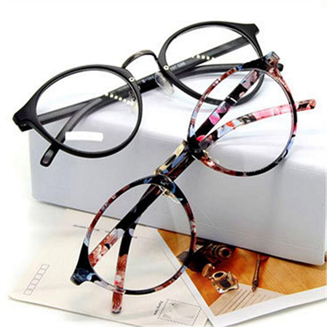 Оптических стекол очки с прозрачным стеклом близорукость кадры женщины прозрачный ...