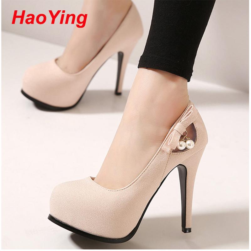 beige high heels shoes black pumps women party shoes platform pumps wedding shoes stiletto heels womens dress shoes pumps D394<br><br>Aliexpress