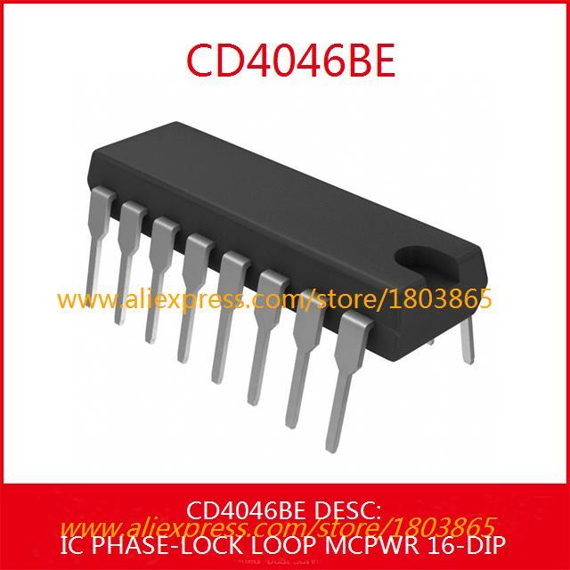 16-DIP 4046 CD4046 5 шт.