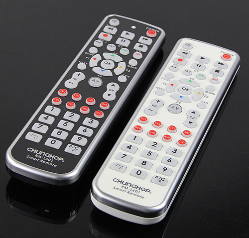 J34 Free Shipping New 8in1 Universal Remote Control Controller For TV1 TV2 CBL SAT DVB DVD AMP CD(China (Mainland))