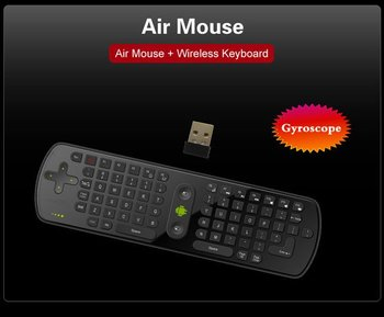 Measy RC11 Fly air wireless keyboard mouse remote control for mini pc and android tv box media player free shipping
