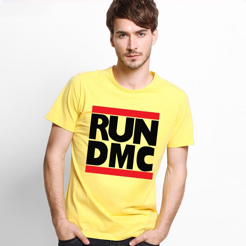 summer fashion tops men casual t shirt run dmc glasses tee shirt homme de marque tshirts cotton. Black Bedroom Furniture Sets. Home Design Ideas