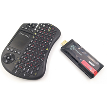 4K Android Tv Stick+wireless keyboard Quad Core RK3229 Real 1080P HDMI XBMC Kodi fully loaded Miracast DLAN 1G/8G with youtube(China (Mainland))