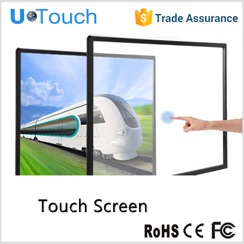 U-touch 65 inch infrared multi touch screen frame ,touch screen kit usb port without glass for 4 touch points(China (Mainland))