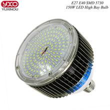 Wholesale LED mining lamp 150W LED High Bay industrial light factory Lighting Lamp AC85~265V led bulb lamp White/Warm White(China (Mainland))