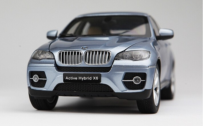 KYOSHO 1:18 of the German excessive efficiency movement sort SUV X6M/X6 alloy mannequin vehicles of sophistication automotive mannequin