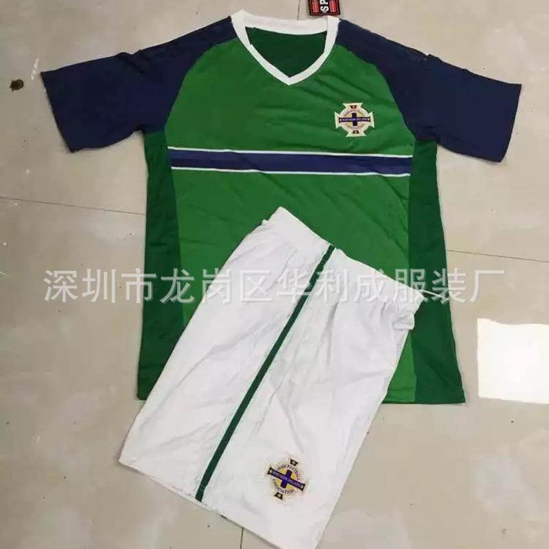 northern ireland football soccer t shirt YA 24(China (Mainland))