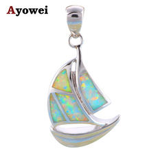 Top quality Super supplier Noble White Fire Opal Silver Necklace Pendants Party Dinner Fashion jewelry OP561A(China (Mainland))
