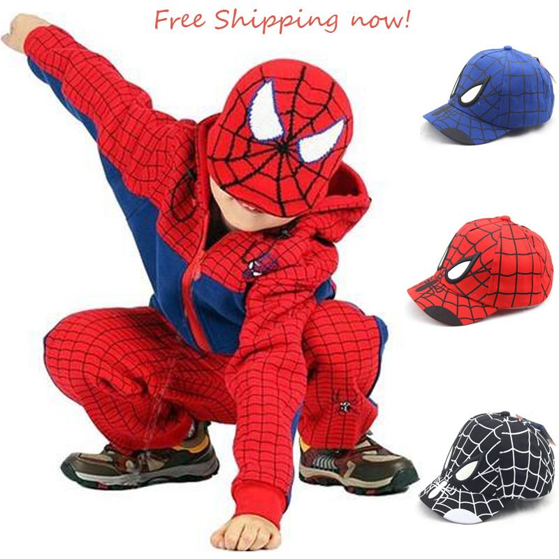 Popular Kids Spiderman Hat-Buy Cheap Kids Spiderman Hat ...