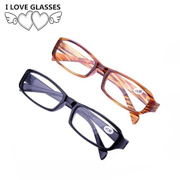 occhiali da lettura 2016 new clear mirror cheap promotion