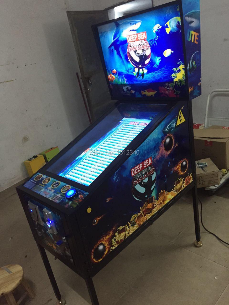 pinball machine locator