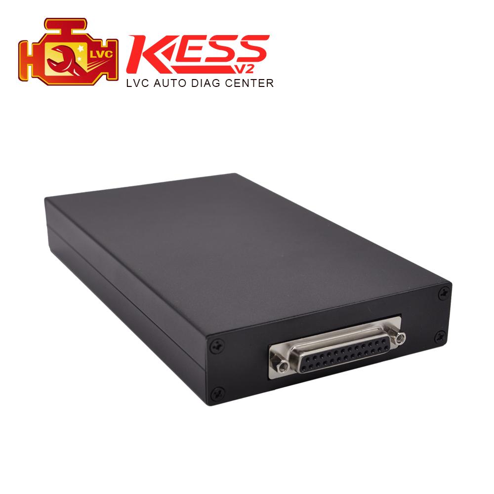 Top Selling V2.10 KESS V2 OBD2 Manager Tuning Kit main unit No Token limitation Kess V2 V2.10 ECU Programmer Master(China (Mainland))