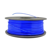 Synkia brand Blue 3D Printer Filaments PLA 1kg plastic Rubber Consumables for 3d Pen MakerBot/RepRap/UP/Mendel Free Shipping