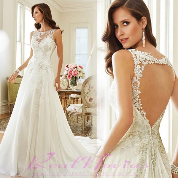 Свадебное платье 2015 Vestidos Noivas DIS534A A534