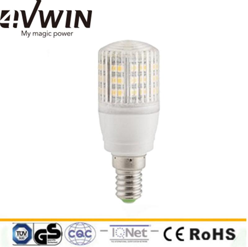 Corn Bulb E14 LED 3W high Power 230V Lamp light Lamparas cob chip star pcb SMD 3528 Warm white (2900K) Spotlight bombillas(China (Mainland))