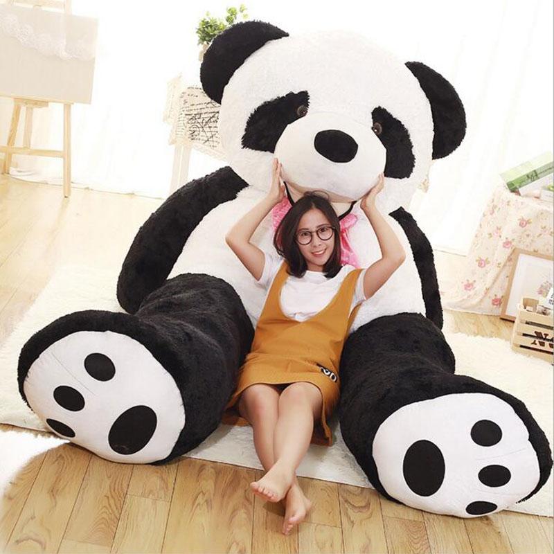 grande urso panda popular buscando e comprando. Black Bedroom Furniture Sets. Home Design Ideas