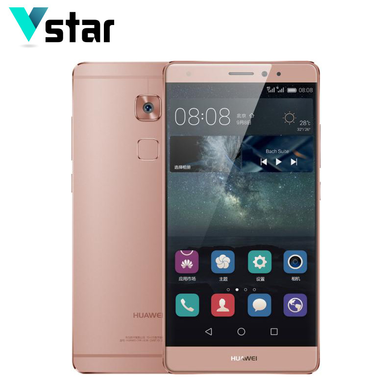 "HUAWEI MATE S Dual Quad Core 5.5"" 128GB RAM Mobile Phone Kirin 935 3GB RAM Fingerprint FDD LTE Android 5.1(China (Mainland))"