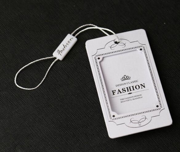 customized/custom price hang tags/clothing swing tag labels/garment bag printed tags jewelry luggage tag(China (Mainland))