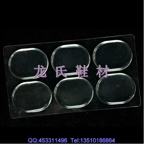 2015 silicone round followed by paste/sticky/address the foot/leg/foot/pinch/6 mount(China (Mainland))