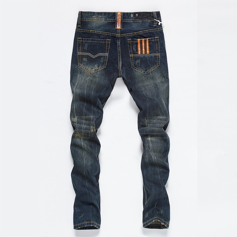2015 New Arrival Disel Brand Men Jeans,100% Cotton Straight Fit Denim Men Jeans,Retail & Wholesale Mens Pants AD ripped jeans