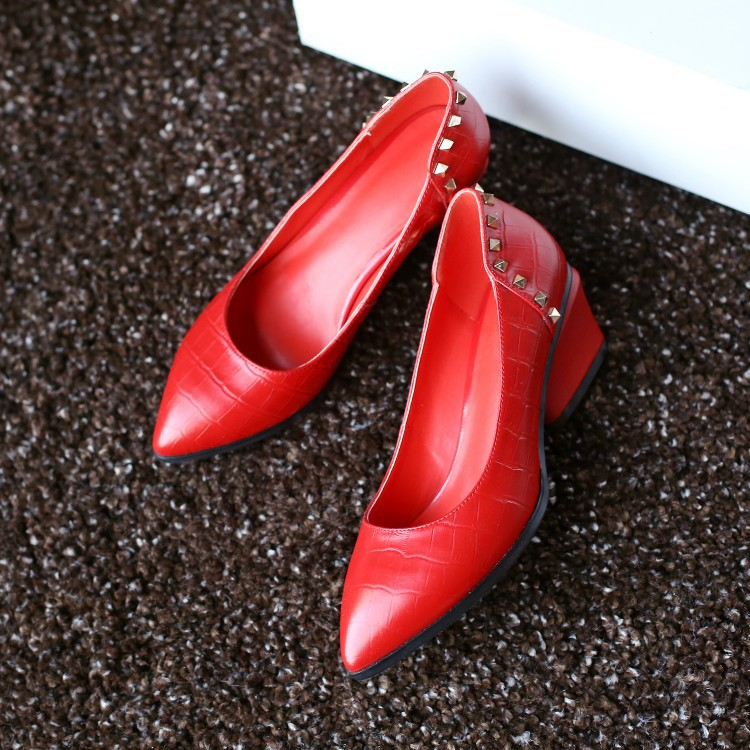 women square high heel shoes pointed toe sexy quality brand wedding fashion heeled sexy pumps heels shoes size 34-42 P2012(China (Mainland))
