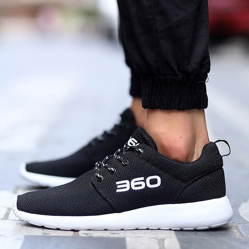 Men Sneakers Women Shoes 2015 Comfortable Men Shoes Mesh Breathable Women Fashion Sneakers Plus ...