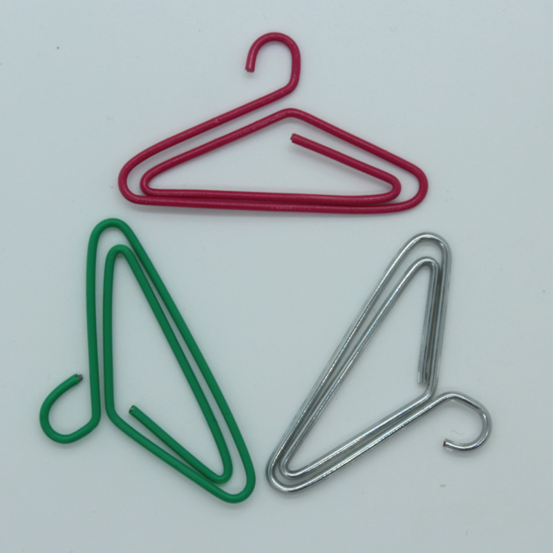 200 PCS/lot Hangers Paper Clips Ideas Can Hang Card Pin Photos Of A Bookmark Office Stationery Accessories Products(China (Mainland))