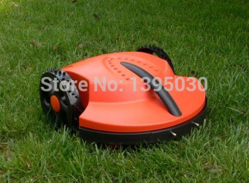 1Pcs/Lot Intelligent lawn mower auto grass cutter, auto recharge, robot grass cutter garden tool(China (Mainland))