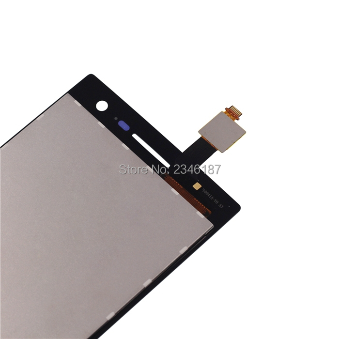 Original LCD Display For BQ Aquaris 5.0 5inch Touch Screen Digitizer Assembly 100%Guarantee Mobile Phone LCDs