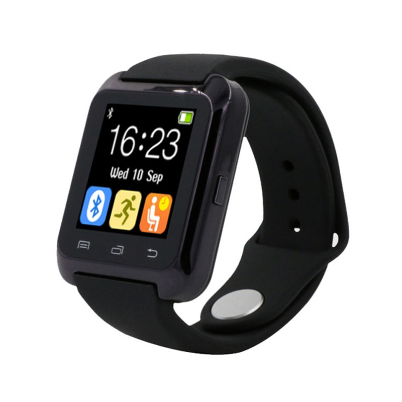 2016 NEW Bluetooth u80 Smart Watch android MTK smartwatchs for Samsung S4 Note 2 Note3 HTC