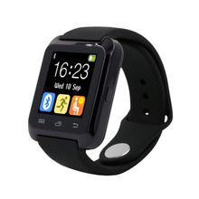2016 NEW Bluetooth u80 Smart Watch MTK smartwatchs sport for Samsung S4/Note 2/Note3 HTC xiaomi for  Android  Phone for adults