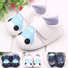 Children Baby Kids Boys Shoes Non-Slip Toddlers First Walkers Bebes Zapatos Ninas Newborn Infantil Leather Car Brand(China (Mainland))