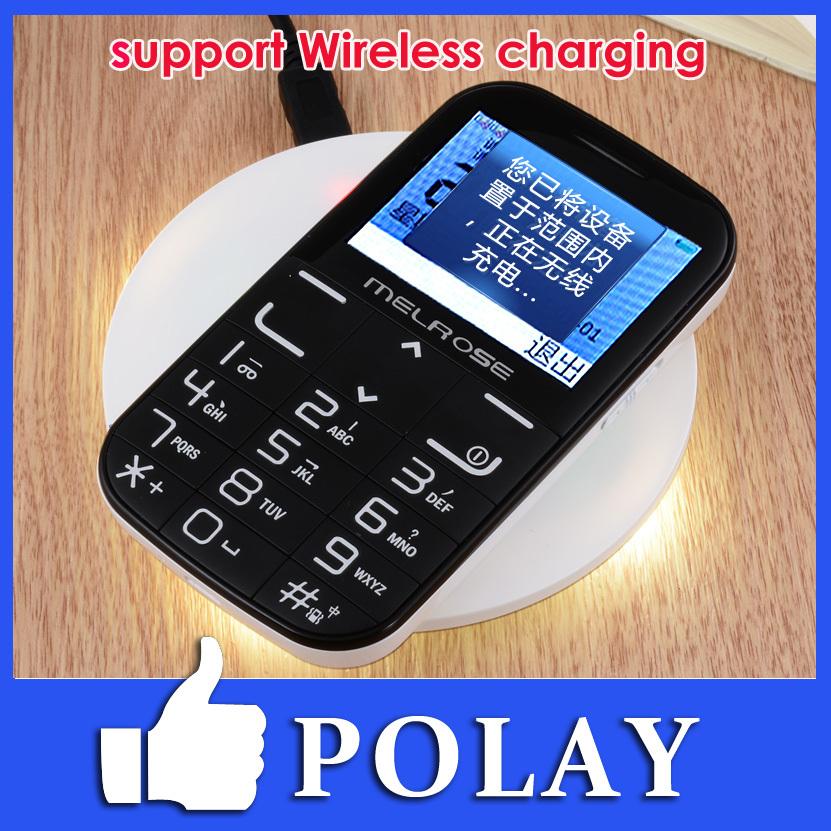 "New Melrose i310+ Wireless Charging 2.3"" Child Old Man Mini Mobile Cell Phone Big Button /Dual sim/camera/MP3/FM/Flashlight/SOS(China (Mainland))"