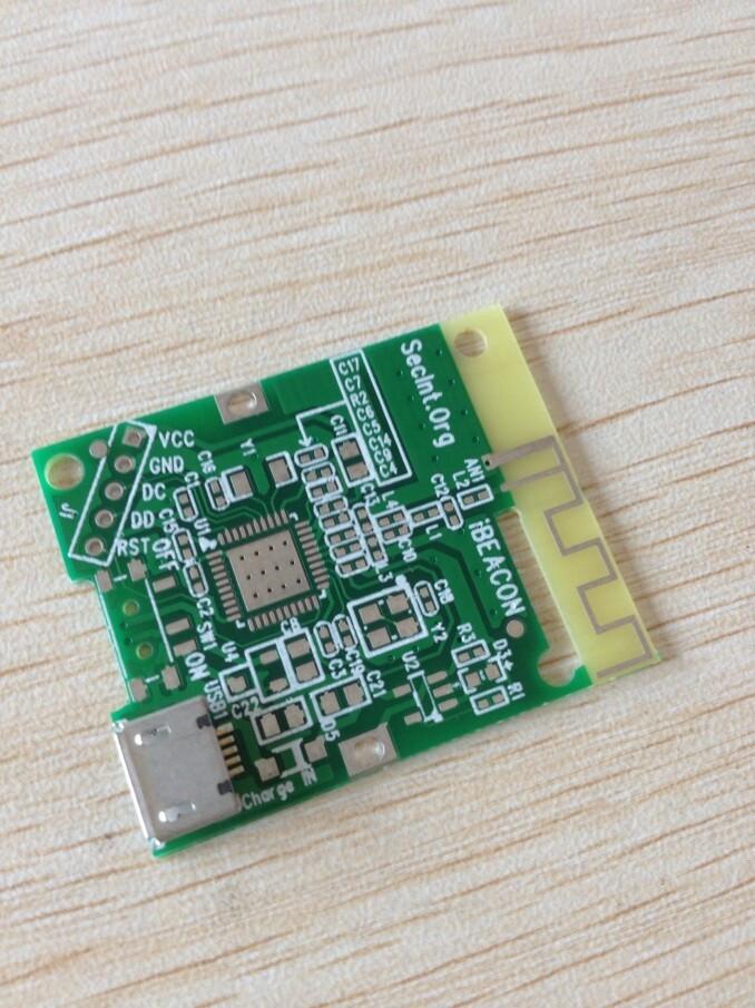 USB type ibeacon