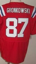 #87 Rob Gronkowski 11 Julian Edelman 10 Jimmy Garoppolo 12 Tom Brady Elite stitched American Football Jersey can mix order(China (Mainland))