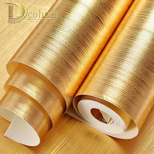 Selbstklebende Tapeten Streifen : tapeten aus China goldfolie tapeten Gro?h?ndler