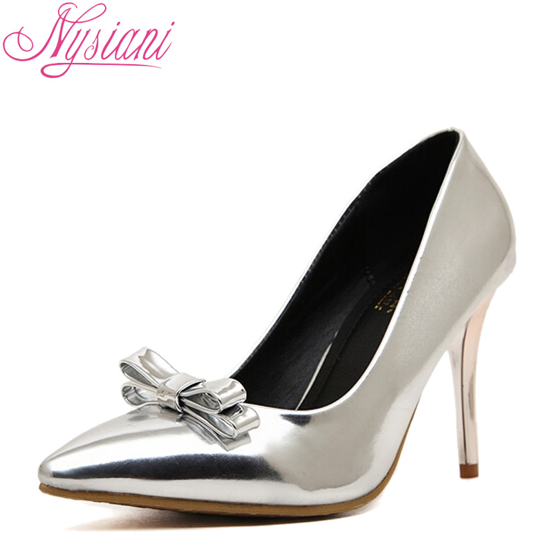 Excellent 2015 Women Shoes Sapatos Femininos High Heel Shoes With Rhinestone