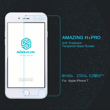 Buy NILLKIN Amazing H+PRO Anti-Explosion Tempered Glass Screen Protector Film Apple iphone 7 iphone7 (4.7inch) for $8.99 in AliExpress store