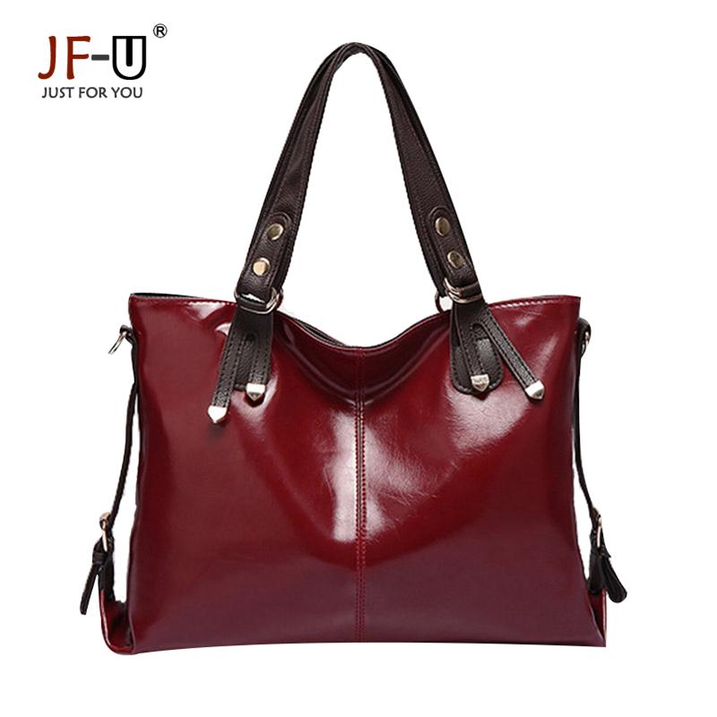 2015 Women Casual Luxury Handbag Tote Genuine Leather Shoulder Bag Designer Handbags High Quality Solid Versatile Bags<br><br>Aliexpress