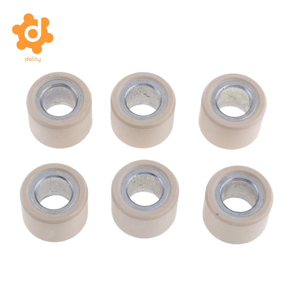 23.8x18mm Variator Roller Weights 24.5g for CFmoto CF250 CH250