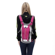 Made in China 18L Fashion Backpack for Bicycle Riding Outdoor Sports Unisex Cycling Bag practical D4(China (Mainland))