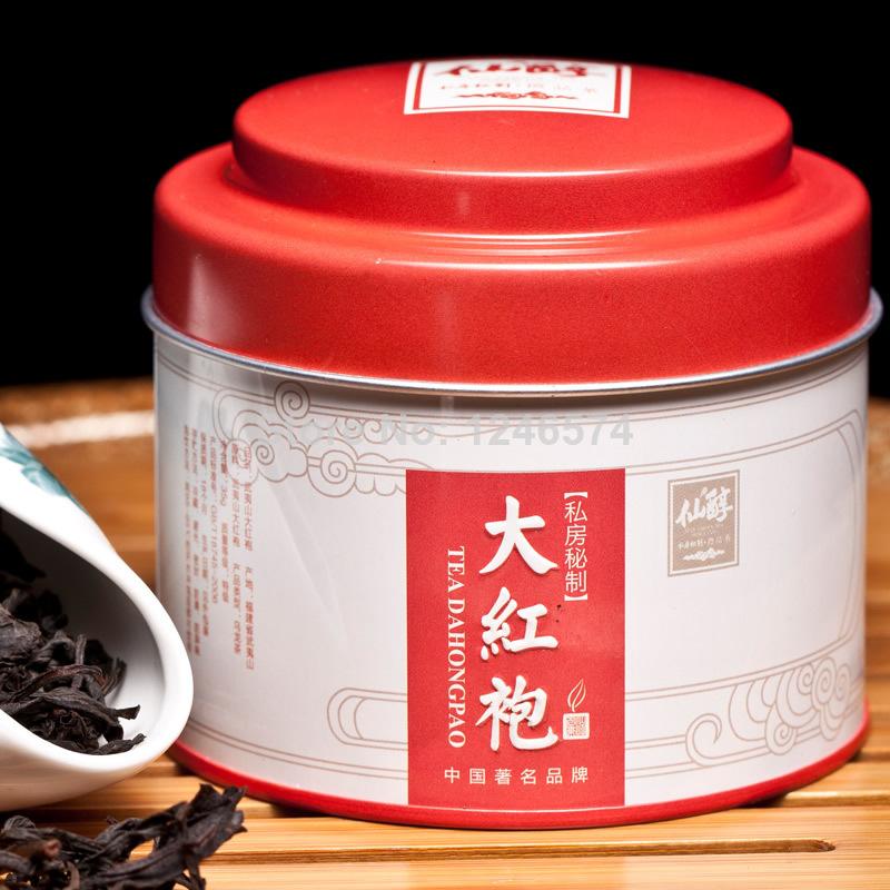 Гаджет  100g Top grade Chinese Da Hong Pao Big Red Robe oolong tea the original gift tea oolong China healthy care dahongpao tea None Еда