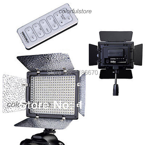 Free Ship! YN-300 Led Video Light For Canon EOS 1D 5D II III 5D2 5D3 7D 6D 60D 50D 40D 700D 650D 600D 550D 500D 350D 1100D 1000D<br><br>Aliexpress