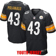 Pittsburgh s Ben Roethlisberger Antonio Brown Troy Polamalu Le'Veon Bell Jerome Bettis For YOUTH KIDS camouflage(China (Mainland))