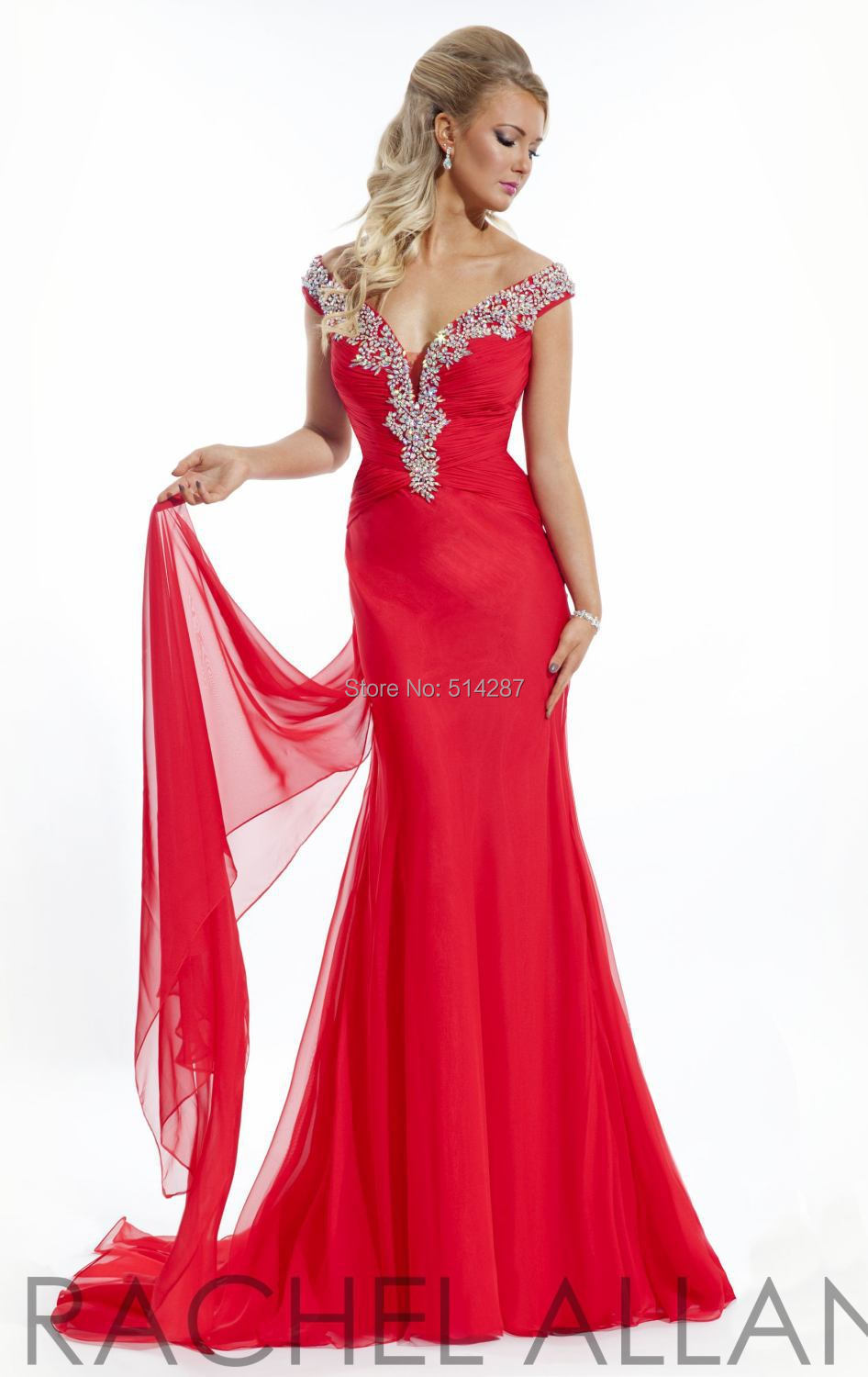 Buy 2016 new fashion vestido de festa off for Costume jewelry for evening gowns